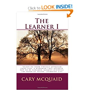 The Learner 1: Part One