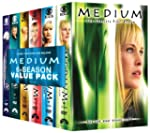 Medium S1-6: Six Season Pack