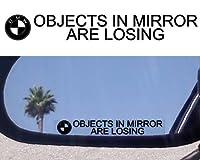 2 Mirror Decals For Bmw 335i 745 E90 E92 Turbo 750 Alpina 650 I Li 550 535 645 E36 E30 E39 E46 E34 E38 325i 318i 328i Z4 F K R 1200 1150 1100 800 650 Rt Gt St M3 M5 M6 X3 X5 X6 Z3 Z8 335 I Xi Ci 330 328 325 M4 Z8 318 323 525 528 530 740 Bmw F K R 1100 115