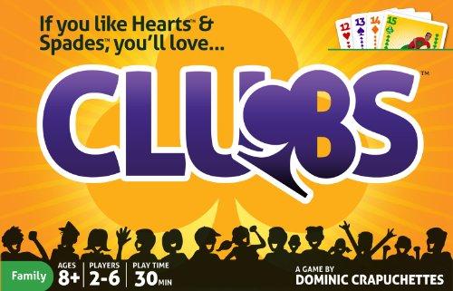 Clubs Card Game