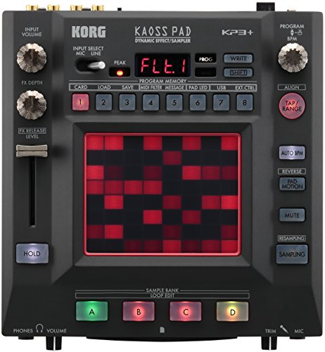 Why Should You Buy Korg KP3+ KAOSS Pad Dynamic Effects Sampler