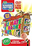 echange, troc Various - Karaoke Factory - Ultimate Karaoke Party - DVD [DVD AUDIO] [UK Import]