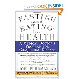 Click to buy Healthy Blood Pressure: Fasting and Eating for Health: A Medical Doctor's Program for Conquering Disease from Amazon!