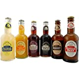 Fentimans Soda Sampler Pack - Set of 6