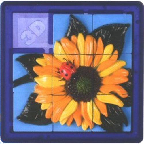 Buy Low Price DaMert 3D SLIDE PUZZLE – SUNFLOWER (B001A678HG)