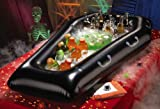 Inflatable Coffin Halloween Cooler Buffet By Collections Etc