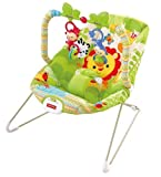Fisher-Price Baby Bouncer, Rainforest Friends by Fisher-Price