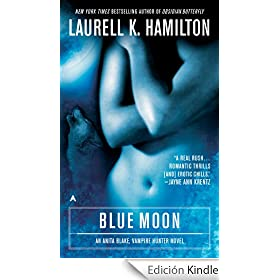 Blue Moon (Anita Blake, Vampire Hunter)