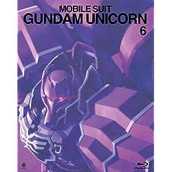 機動戦士ガンダムUC [MOBILE SUIT GUNDAM UC] 6 (初回限定版) [Blu-ray]