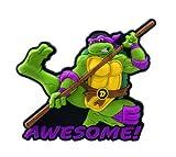 Teenage Mutant Ninja Turtles Donatello Imán PVC