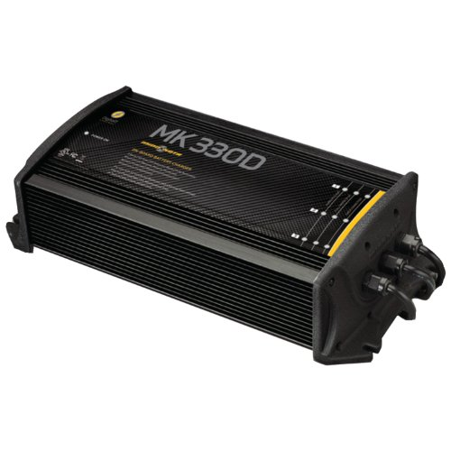MinnKota MK 330D On-Board Battery Charger (3