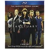 Sanctuary: Season 2 [Blu-ray] ~ Amanda Tapping