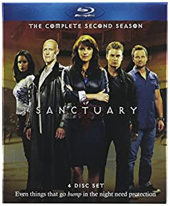 Sanctuary: Season 2 [Blu-ray]