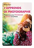Photo du livre J'apprends la Photographie