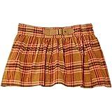 Pumpkin Patch Little Girls' Check Skirt