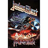 (24x36) Judas Priest (Painkiller) Music Poster Print