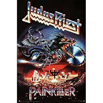 Judas Priest (Painkiller) Music Poster Print