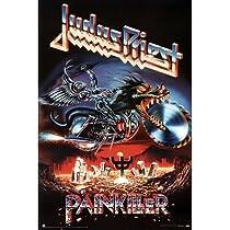 Judas Priest (Painkiller) Music Poster Print