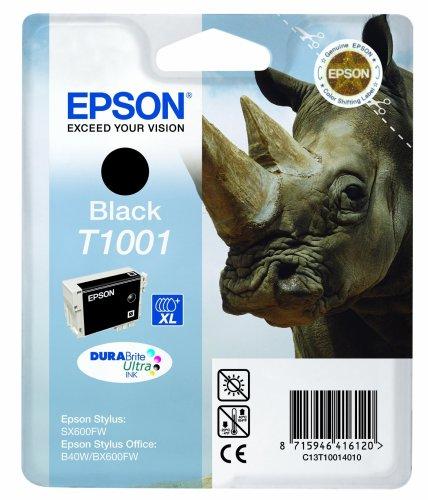 Epson - T1001 - Cartouche D'encre D'origine Durabrite Noir Epson  Neuf