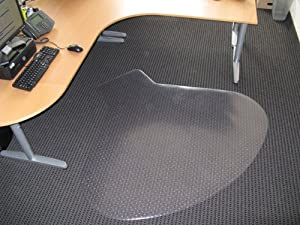Amazon Com Workstation Desk Chair Mats 54 Quot X 60