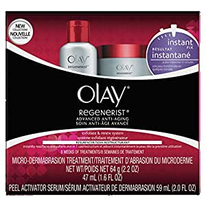 Olay MicroDermabrasion and Peel System, Specialty Treatment 1 system