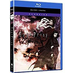 Ergo Proxy: The Complete Series Classics [Blu-ray]