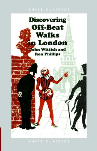 Discovering Off-Beat Walks in London (Shire Discovering)