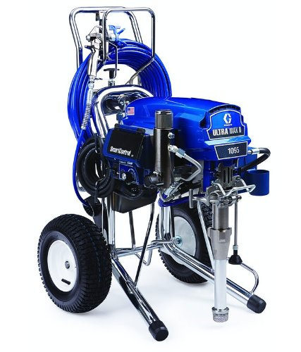 Graco Ultra Max Ii 1095 Pro Contractor Series Electric Airless Sprayer 16W900
