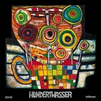 2010 Hundertwasser Wall Calendar