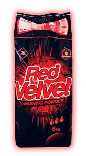 Red Velvet Washing Powder 6 kg