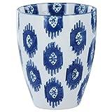 Tribal Ikat Tea Cup