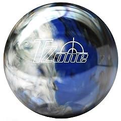 Buy Brunswick T-Zone Indigo Swirl Bowling Ball by Brunswick