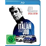 The Italian Job - Charlie staubt Millionen ab / Anniversary Edition [Blu-ray] [Special Edition]