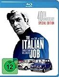 The Italian Job - Charlie staubt Millionen ab / Anniversary Edition [Blu-ray] [Special Edition]