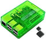 Raspberry Pi3 Model B ボード&ケースセット (RS components 版, Green) ランキングお取り寄せ