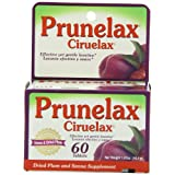 Prunelax Tablets, 60 Count
