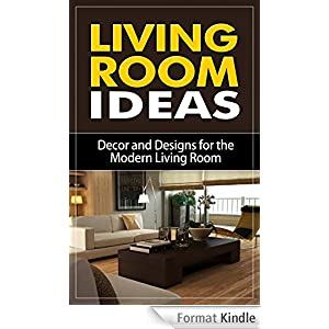 Living room ideas decor and designs for the modern living for Room decor ideas amazon