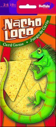 Buffalo Games Nacho Loco Card Game - 1
