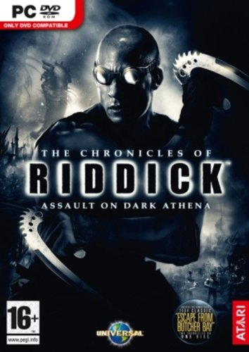 T�l�charger sur eMule The Chronicles of Riddick : Assault on Dark Athena