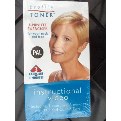 Profile Toner - 3-minute-exerciser for your neck and face: Phil Tyne ...