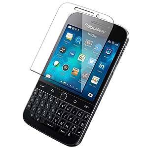 S Design Pack of Two Temper Glass For BlackBerry Q10