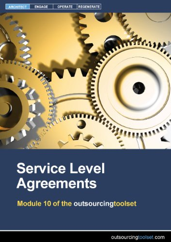 Service Level Agreements (outsourcingtoolset, Module 10)