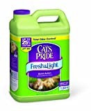 Cats Pride Fresh and Light Multi-Cat Premium Clumping Litter Jug, 15-Pound
