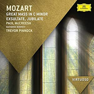 Mozart: Great Mass in C Minor; Exsultate Jubilate (Virtuoso series)