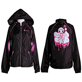 Tokidoki Ciao Ciao Zip Black Jacket (XL)