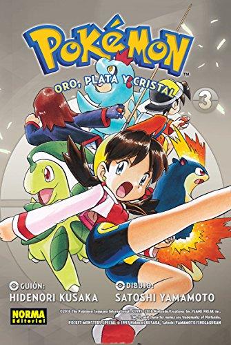 Pokémon 7. ORO, PLATA Y CRISTA L 3