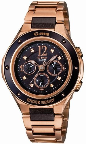 CASIO (カシオ) 腕時計 Baby-G G-ms Octra タフソーラー 電波時計 MSA-7100DGJ-5AJF
