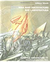 War and Architecture (Pamphlet Architecture)