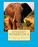 img - for Student Workbook A: Rhoades to Reading 2nd Edition book / textbook / text book