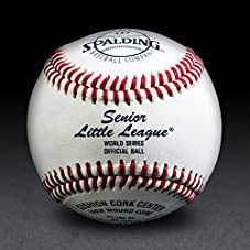 Senior Little League Official World Series Ball